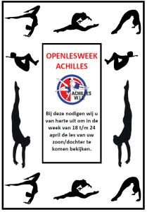 Open lesweek 2016